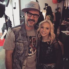 hangin with the one & only David Arquette before I hit the stage One And Only, The One, David Arquette, My Hit, Jordyn Jones, Love Her, Dancer, Stage, Actresses