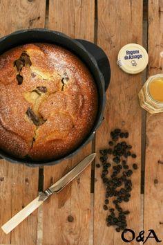 Ricetta torta con crema di nua