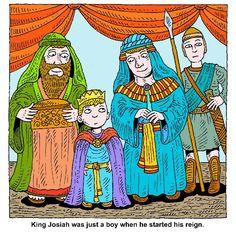 bible coloring pages joash - photo#25