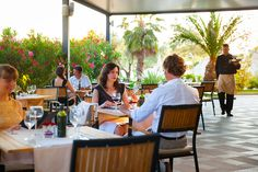 #Oliveto A' la carte restaurant #lagunanovigrad #Novigrad #Istria #Croatia
