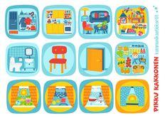 Printable Paper, Kids Crafts, Free Printables, Education, Free Printable, Onderwijs, Learning, Baby Crafts
