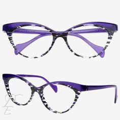 JODIE 1   Face a Face   Designer Face a Face eyewear   Acetate Eyeglasses
