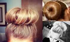 This year we have seen a change in the usually messy bun that many women have worn in past years are evolving into a chic and sophisticated type of bun. The sock bun takes seconds to do yet makes your hair look like it has been done by a professional hair stylist. All you need is a sock, a hair elastic and scissors. The first step is to cut the top of the stock to create a tube then roll the stock into a bagel shape, put your hair in a ponytail then roll the sock down your ponytail. -Madison…