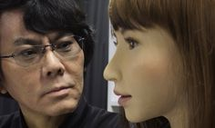Erica, the 'most beautiful and intelligent' android ever, leads Japan's robot revolution | Technology | The Guardian