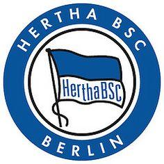 Hertha Berlin (Hertha Berliner Sport-Club von 1892) | Country: Germany / Deutschland. País: Alemania. | Founded/Fundado: 1892/07/25. Badge / Crest / Escudo.