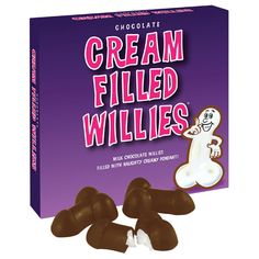Cream Filled Willies - Only From #loveulicious