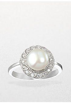 Freshwater Pearl Ring. I want as a promise ring