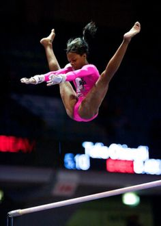 I love gymnastics it is fun. I love Gabby Douglas she is good at I wish I could have gone to the Olympics ; Gymnastics Tricks, Gymnastics Stuff, Gymnastics Quotes, Artistic Gymnastics, Gabby Douglas, Nbc Olympics, Summer Olympics, Handstands, Team Usa