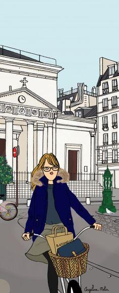 Mon quartier: les batignolles (Paris) par doitinparis