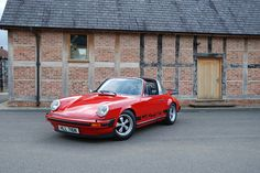 "1975 Porsche 911 ""G"" - 2.7 MFI Targa - 1 of 6 UK RHD | Classic Driver Market"