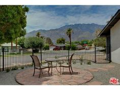 Sold 3034 N Cerritos Rd, Palm Springs #PalmSprings Large corner lot with panoramic mountain views  tracymerrigan.com