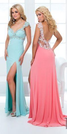 Split Prom Dresses, Prom Dress 2014, Pageant Dresses, Evening Dresses, Dresses 2014, Prom 2014, Chiffon Dresses, Long Dresses, Homecoming Dresses