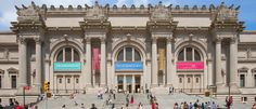 The Metropolitan Museum of Art was incorporated in 1870 and moved to its present location in Central Park in 1880. It houses an encyclopedic collection of art objects from virtually all periods and continents.