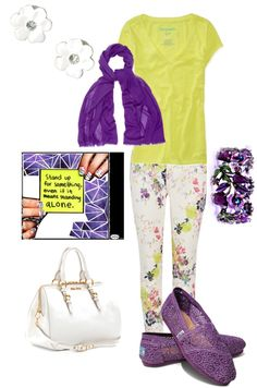 """""""Springy"""" by kathy-tevepaugh on Polyvore"""