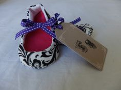 Check out these cute baby ballet shoes! Check out this etsy site to get yours now! https://www.etsy.com/listing/189791018/baby-ballet-shoes-fully-lined-with-soles?ref=listing-shop-header-0