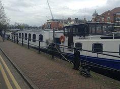 European Waterways, MagnaCarta Barge