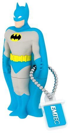 Batman, with chain - Usb Drive, Usb Flash Drive, Garage Design, Catwoman, Superman, Wonder Woman, Heavenly, Mansion, Mall