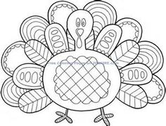 Thanksgiving Coloring Printables - Bing Images