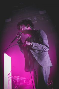 The 1975 - Concert Photos Denver Fillmore