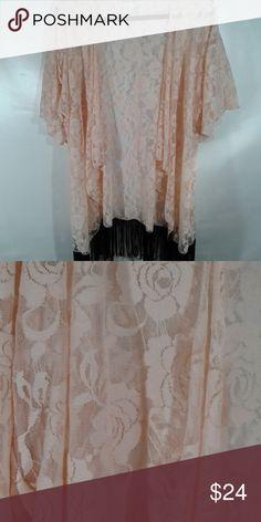 Large  Lularoe Lace Monroe Excellent used condition. Washed per label. LuLaRoe Other