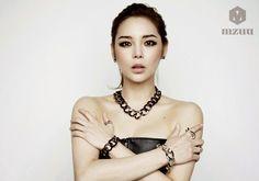 Park Si Yeon mzuu 2014 Jewelry