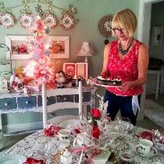 Marcia's Cottage : ChRiStMaS in JuLy . ...♡