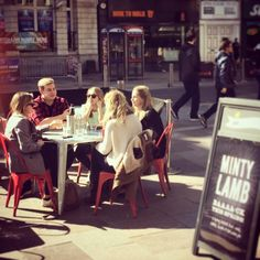 Spring is here, & we're serving Pie & Beer all day in Pieminister Cardiff