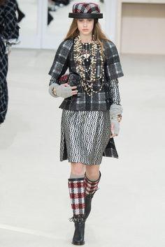 Chanel A/W 2016Paris Fashion Week