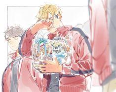 Image about haikyuu in anime boiss that i love dearly by leandoer * ੈ✩ Haikyuu Manga, Haikyuu Fanart, Haikyuu Ships, Manga Anime, Kenma, Kuroo, Kagehina, Oikawa, Miya Atsumu