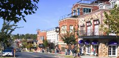 Of course Fayetteville made the list of The 12 Cutest Small Towns In America