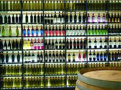 AD02: La Escuela del Vino in Cehegin in een authentieke bodega van het Palacio de la Tercia. Een bezoekje waard!