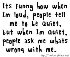 This is sooo true about me ...lol