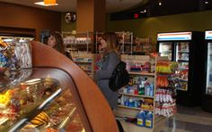 Atrium Cafe in the D-hall offers wireless internet access, comfortable seating, flavorful coffees and teas and delicious fresh-made baked goods.