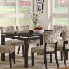 Coaster Fine Furniture 103161 Libby Dining Table - ATG Stores