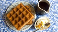 Say It With Flour: Muffins, Scones And Waffles For Mother's Day