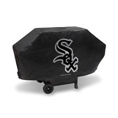 Chicago White Sox MLB Deluxe Barbeque Grill Cover