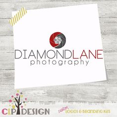 Items similar to Business Photography Logo and Watermark -Floral Design- Boutique Logo Pre-made Design on Etsy Photography Logos, Photography Business, Business Logo, Business Design, Watermark Ideas, Camera Drawing, Negative Space Logos, Boutique Logo, Fotografie