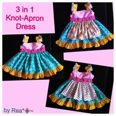 3-1 Apron-Knot dress. I love love this one.