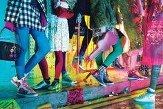 Miles Aldridge for Teen Vogue