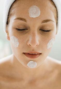 8 masques pour le visage fait maison : Masque au yaourt et avoine