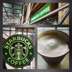 Starbucks... Starbucks everywhere!