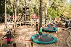 Kabouterbos in Dronten. Days Out With Kids, Family Days Out, Hobbies For Kids, Rc Hobbies, Holiday Day, Backyard For Kids, Beautiful Places In The World, Children's Place, Staycation