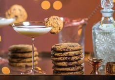 """A """"Miss Cookie"""" lança o livro """"Confeitaria Escalafobética - Sobremesas Explicadas Tim-Tim Por Tim-Tim"""" e já mostra uma delas aqui"""