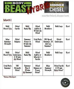 1000+ ideas about Body Beast on Pinterest | Les Mills, Les Mills ...