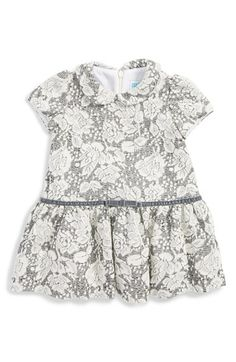 Luli+&+Me+Luli &+Me+Brocade Knit+Dress+(Baby+Girls)+available+at+#Nordstrom