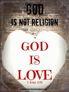 God is Love~<3   www.facebook.com/heartprintsofgod