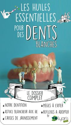 HE dents blanches - Oral Health Beauty Care, Diy Beauty, Health And Beauty, Health And Wellness, Oral Health, Beauty And The Best, Teeth Care, Body Hacks, Oral Hygiene