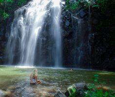 Ellinjaa Falls | Atherton Tablelands | Queensland | Australia @allthingspretty_leesh #FNQ #rainforest