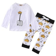 Wild Set. #petitelapetite #top #bottom #longsleeves #pants #set #wild #crown #kids #boys #hipster #babyclothes #onesie #onesies #onesieset #bodysuit #fall #spring #babyclothes #bodysuitset #romperset #baby #babies #toddler #toddlers #clothing #cute #toddlerwear #babywear #springclothes #fallclothes #clothes #cotton #babyclothesforsale #cutebabyclothes #coolbabyclothes #uniquebabyclothes #trendybabyclothes  #babyclothessale #babyclothesideas #babyclothesus #freeshipping