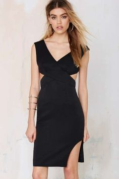 Finders Keepers Love Lockdown Cutout Dress - What's New